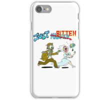 Zombies Just Married iPhone Case/Skin