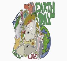 Earth Day Kids Clothes