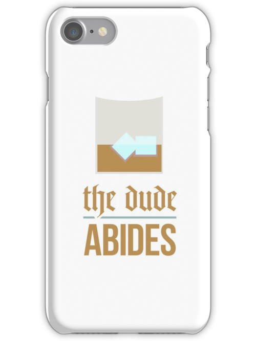The dude abides by emilieroy