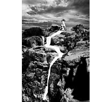 CASCADE Photographic Print