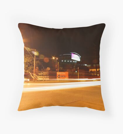 The Night Moves You Throw Pillow