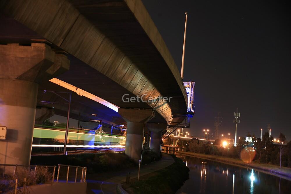 The Night Moves You 2, Melbourne  - www.canvasmyphotos.net by GetCarter
