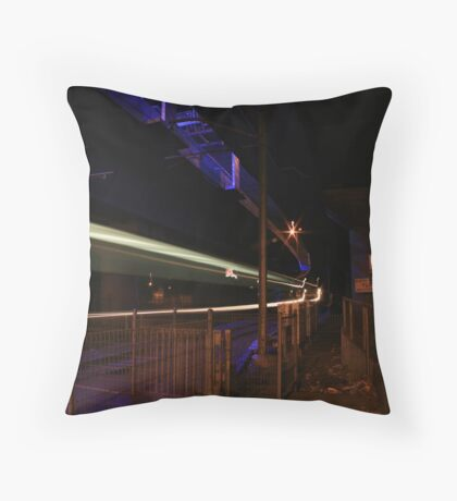 The Night Moves You 3 Throw Pillow