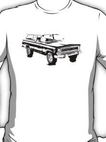 1974 Jeep Cherokee T-Shirt