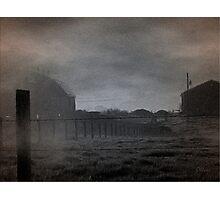 Misty Light Photographic Print
