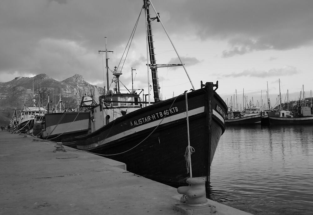 Cape ship by Wazi