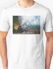 N&W #611 Climbs Christiansburg Mountain Grade - Shawsville, VA T-Shirt