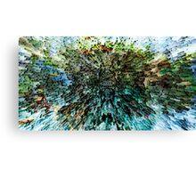 explode 2 Canvas Print