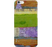 mellow pear green iPhone Case/Skin