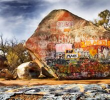 Art Rocks by wellman
