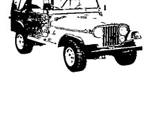 Jeep 1976 by garts