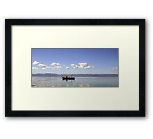 Tranquil Surroundings Framed Print