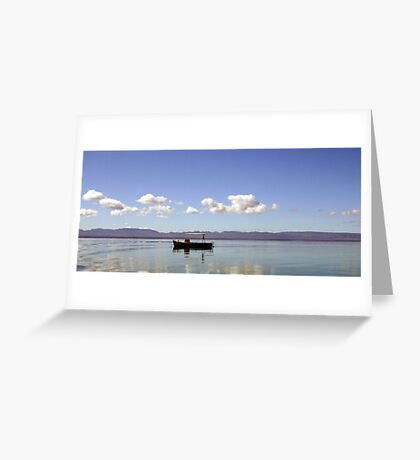 Tranquil Surroundings Greeting Card