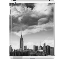 Empire State Building, Study X iPad Case/Skin
