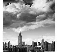 Empire State Building, Study X Photographic Print