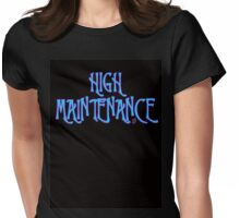 Maintenance Womens Fitted T-Shirt