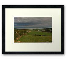 Rural Aberdeenshire Framed Print