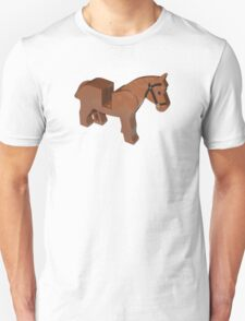 Toy Brick Horse T-Shirt