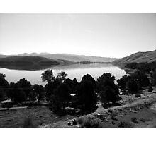 Black And White Landscape 6  Photographic Print