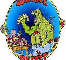 Zombie Buffet by Skree