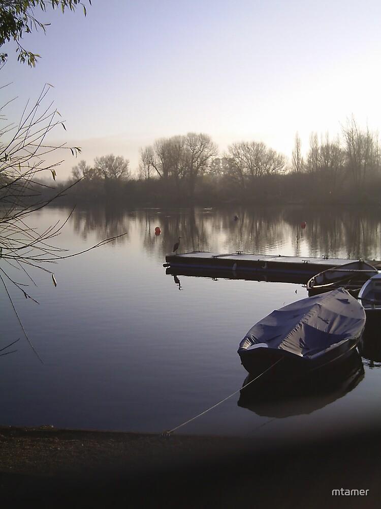 Silent lake by mtamer