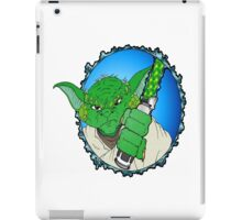 Yoda Ready to duel iPad Case/Skin