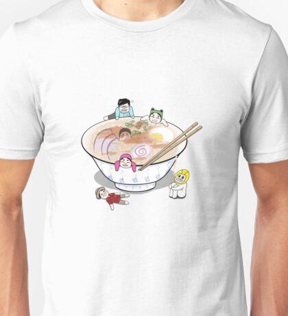 ramen crew Unisex T-Shirt