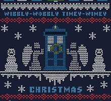Wibbly Wobbly Timey Wimey Christmas by Societee