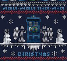 Wibbly Wobbly Timey Wimey Christmas by Societee