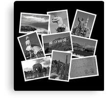 California Memories  Canvas Print