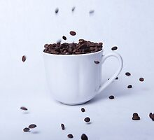 Cup of coffee, still life by SammyPhoto