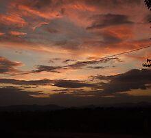 spanish sunset 2007 by jamie fletcher