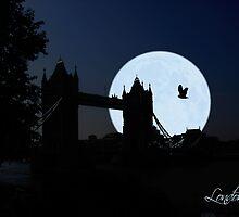 London Tower-Bridge by Derivatix
