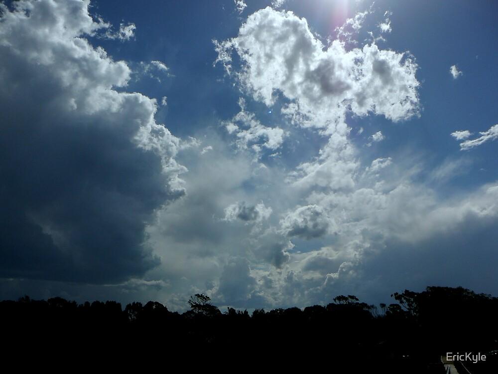 BEAUTY IN THE SKY by EricKyle