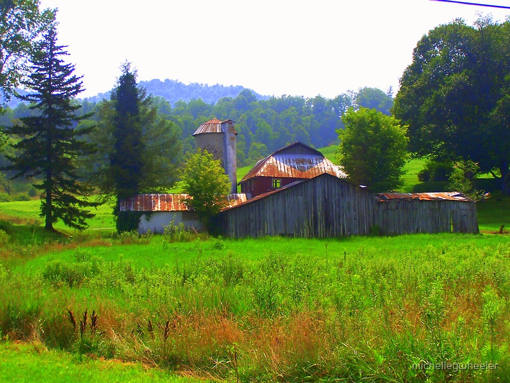 Farm Life by michellegwheeler