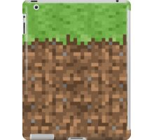 Minecraft Dirt Block iPad Case/Skin