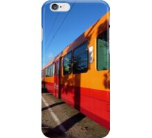 Uetliberg Bahn iPhone Case/Skin