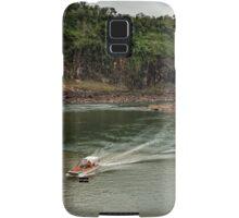 Iguaza River - load the boat Samsung Galaxy Case/Skin