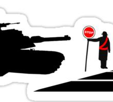 Stop all War Sticker
