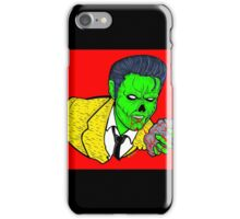 Zombie Elvis iPhone Case/Skin