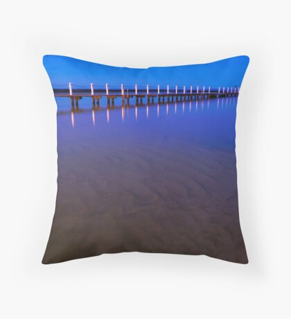 Rockpool Throw Pillow