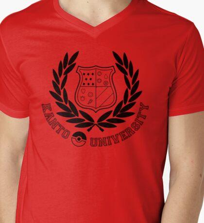Kanto Univeristy Mens V-Neck T-Shirt