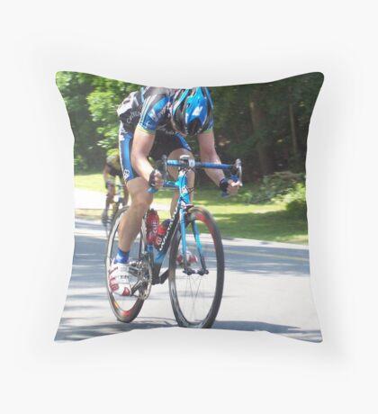 Determination Throw Pillow