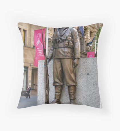 Cenotaph 2 Throw Pillow
