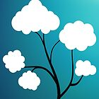 Cloud Tree by Stephanie Rachel Seely