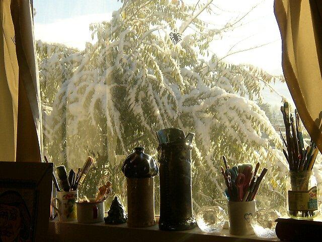 artists window by madvlad