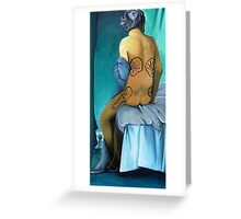 Patient of Valpincon Greeting Card