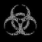 Binary Biohazard (White) by GrimDork