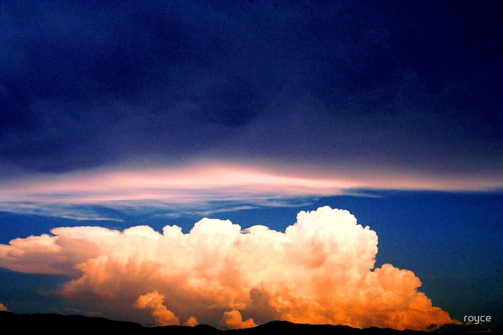 Unstable Atmosphere by royce