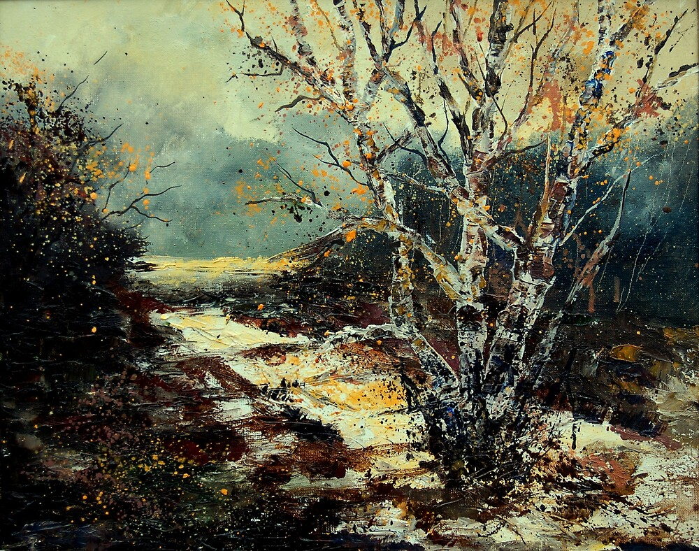 Poplars 45 by calimero